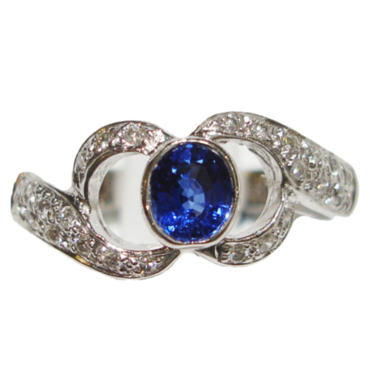 Blue Sapphire Ring Price In Malaysia